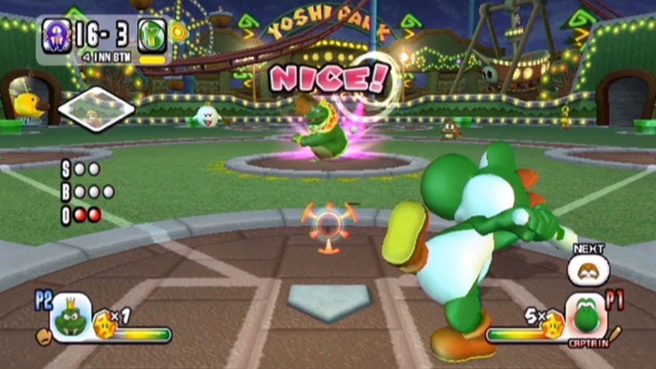 Box Score Breakdown - Mario Super Sluggers Message Board ...