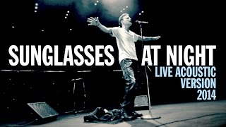 "Corey Hart - ""Sunglasses at Night"" (2014 live acoustic rehearsal version)"