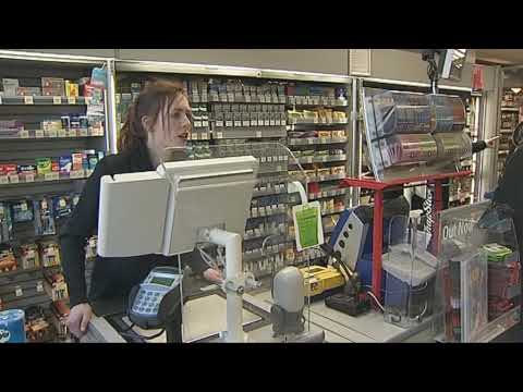 Training video for The Co-operative food stores