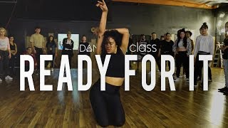 Taylor Swift - ...Ready For It? | Tricia Miranda Choreography | DanceOn Class Pt 2