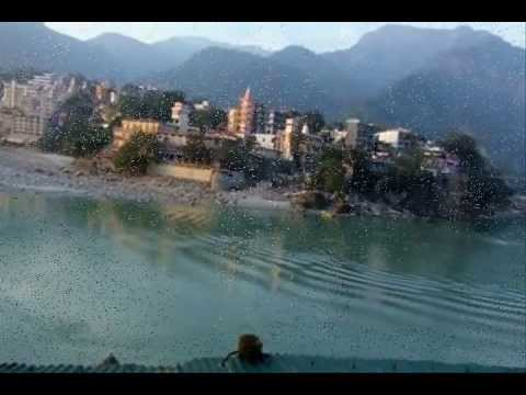 The Beauty of Incredible India: Rishikesh on the Ganges