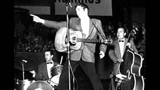 Elvis Presley - First appearance on the Louisiana Hayride - October 16, 1954