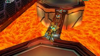 Mega Man X7 - Flame Hyenard (No Damage, Axl)