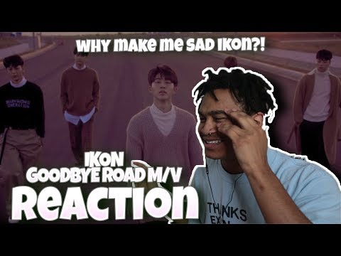 iKON - '이별길(GOODBYE ROAD)' M/V - REACTION | THIS IS HEART WRENCHING...