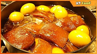 Thịt Kho Tàu Instant Pot [Hương Vị như Quê Nhà] | Thịt Kho Trứng Cấp Tốc | Caramelized Pork Belly