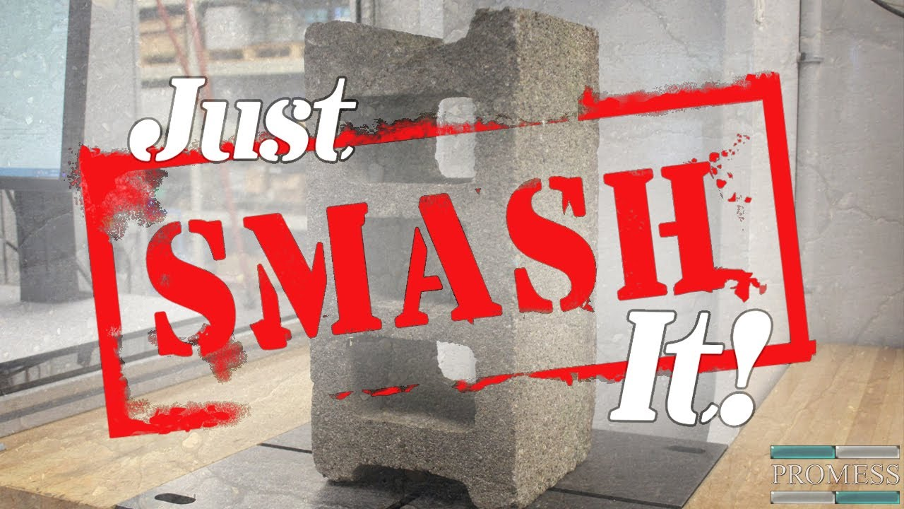 Just SMASH It Episode 1  How Hard is a Hard Hat