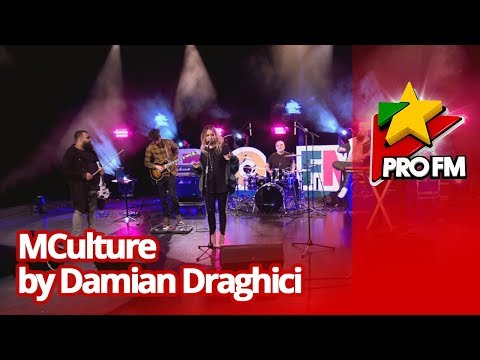 "MCulture by Damian Drăghici a cântat melodia ""Chef de chef"""