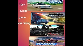 Top 4 game HD 3D full graphic best