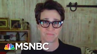 Maddow: We Feared Susan's Covid Would Kill Her. Your Risks Could Hurt Those You Love Most.