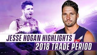 Jesse Hogan joins Fremantle - Highlights