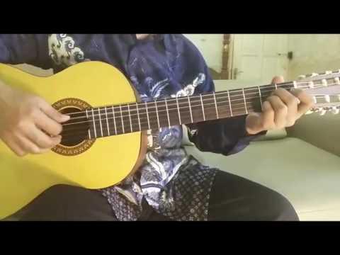 Kupu Kupu Malam - Titiek Puspa (Fingerstyle Cover)