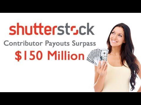 Para Kazanmak İçin  Fotoraf ve Vektorlar Nasıl Olmalı  -video 7 (Shutterstock)