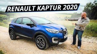 Чем отличается от старого? Новый Renault Kaptur 2020 | Наши тесты