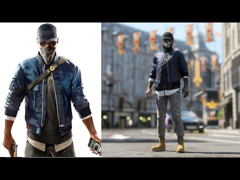 Watch Dogs Legion - How to Dress up like Marcus in Watch Dogs 2