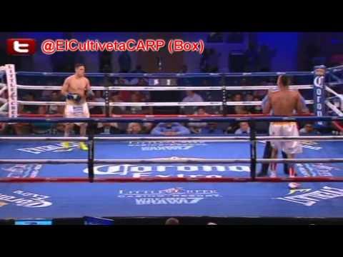 (KO 1) Brian Castaño vs Todd Manuel - Boxeo en EE UU - El Cultiveta Box