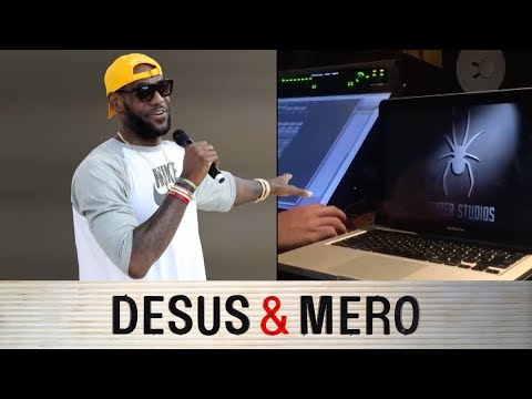 LeBron and KD's Unreleased Rap Song