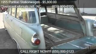 1955 Pontiac Stationwagon  for sale in Nationwide, NC 27603 #VNclassics