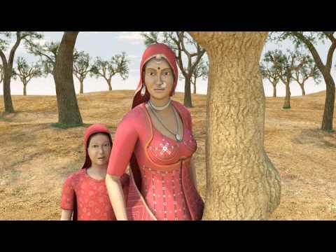 'Khejarli ' An animated Marwari Film