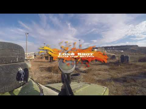 Cyprus Paintball - Triple Kill