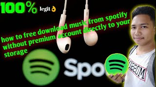 how-to-download-music-from-spotify-without-premium-account-directly-to-your-storage