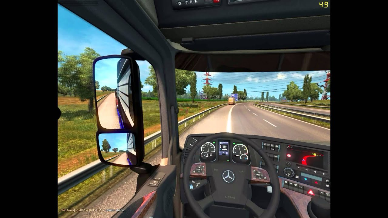 Download euro truck simulator 2 SNG 0 1 APK for android Fast