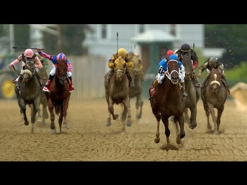 2004 Preakness Stakes - Smarty Jones : Full Broadcast