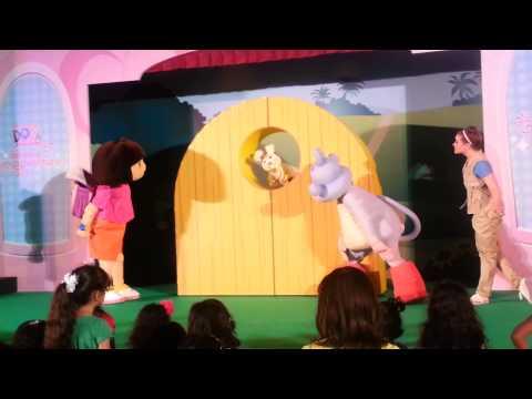 Dora dancing adventures 2014