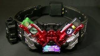 """仮面ライダーWダブル """"大人の為の変身ベルト"""" COMPLETE SELECTION MODIFICATION DOUBLEDRIVER Kamen Rider Double"""