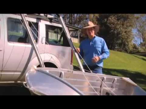 Rhino Rack Side Boat Loader With Patcallahan Youtube
