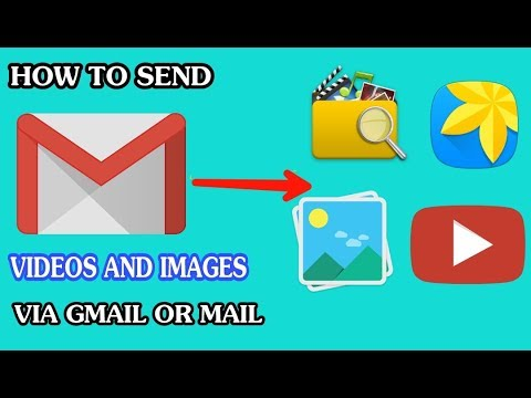 How to send photos from my samsung phone to my email