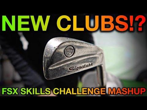 NEW CLUBS!? FSX Skills Challenge Mashup
