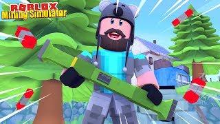 MOAB BOMB = 200+ REBIRTHS!! | ROBLOX Mining Simulator
