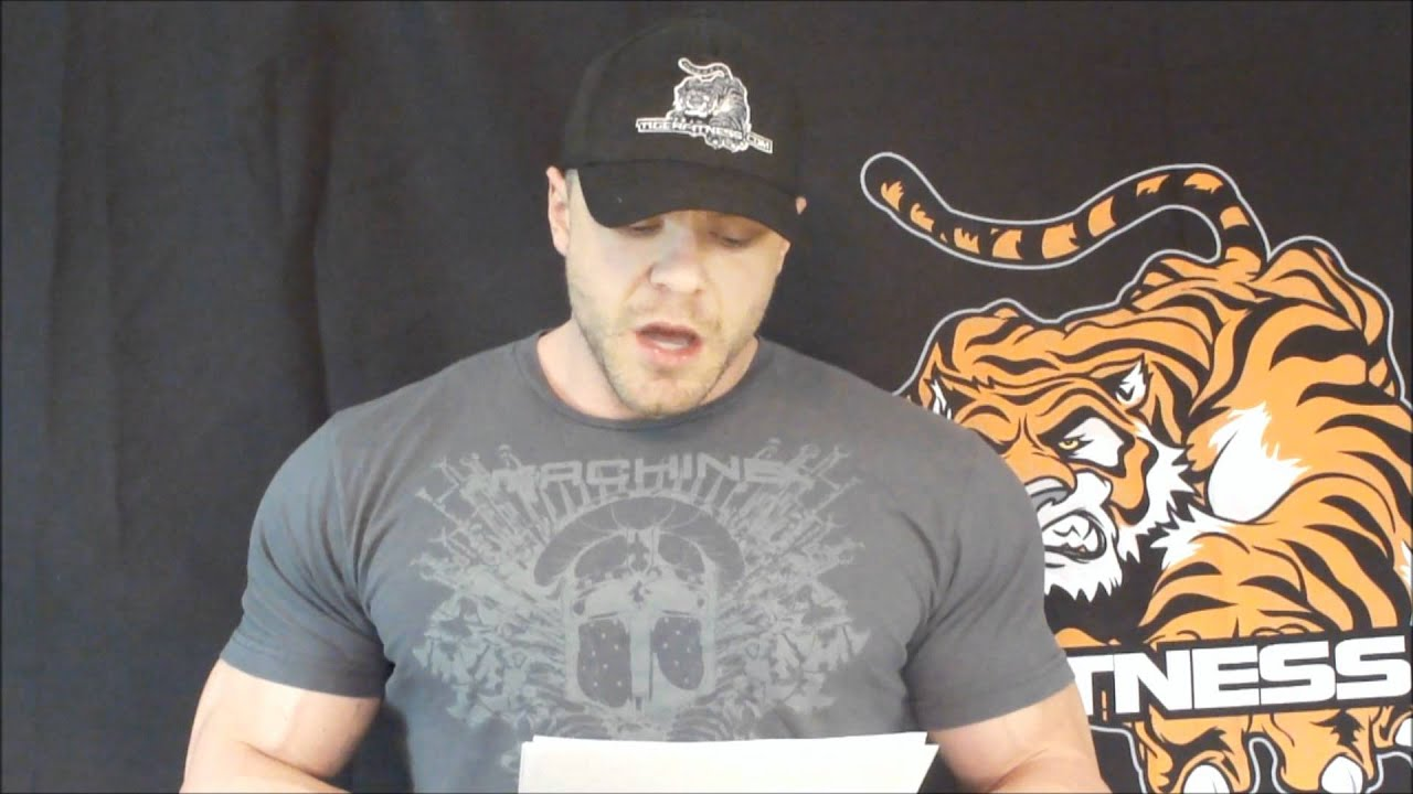 What To Use Post ProHormone Cycle--Ask The Machine | Tiger Fitness