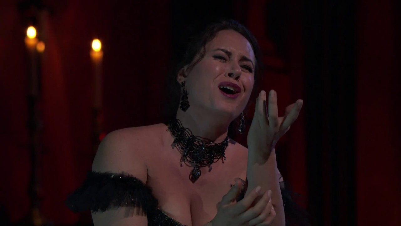 "Tosca: ""Vissi d'arte"""