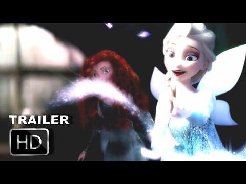 CINDERELLA (2015) - Animated CGI Trailer HD