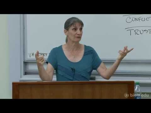 Cindy Glessner: From Working Your Team to Team Work - Crowell School of Business Lecture