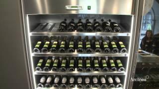 """Arclinea Salone Del Mobile 2012: Wine Storage Unit """"vina"""""""