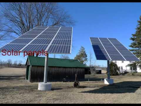 Solar Energy Advantages And Disadvantages Video
