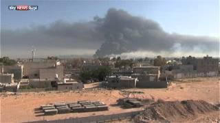 داعش يهاجم موانئ نفط شرقي ليبيا