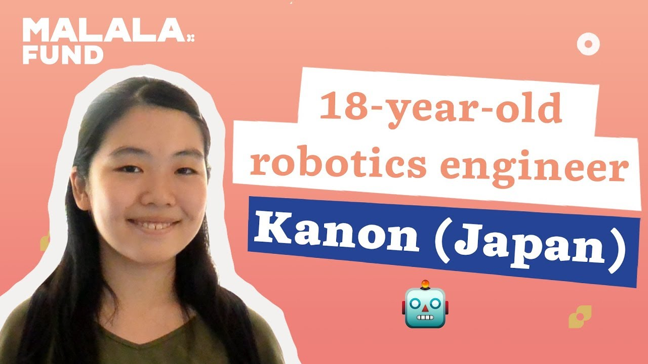 How I got into building robots — and met Malala | Roll Call
