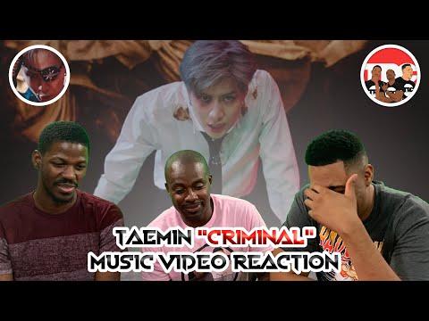"Taemin ""Criminal"" Music Video Reaction"