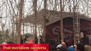 Download Lagu Post meridiem Sunteria live hutan jati raya Sindang panon pasar kemis mp3