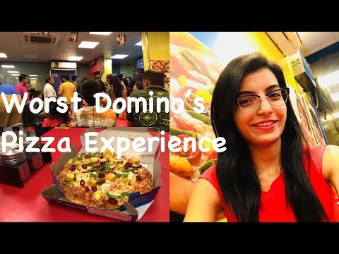 Worst Domino's Pizza Experience | Priya Vlogz | Indian Vlogger | Indian Youtuber