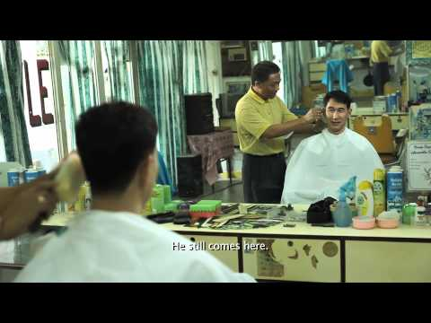 The Barber -  Viral Video For People's Association Singapore