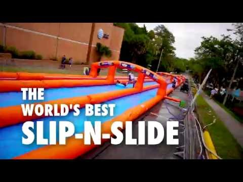 The Urban Slide - Topeka, KS Promo Video