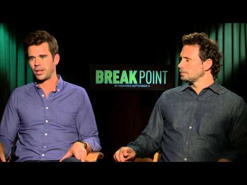 Break Point: Jeremy Sisto & David Walton Official Movie Interview