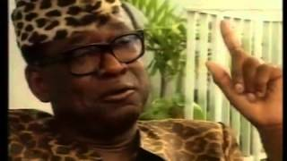 MOBUTU RIDICULE A BIARITZ  reportage television belge   YouTube4