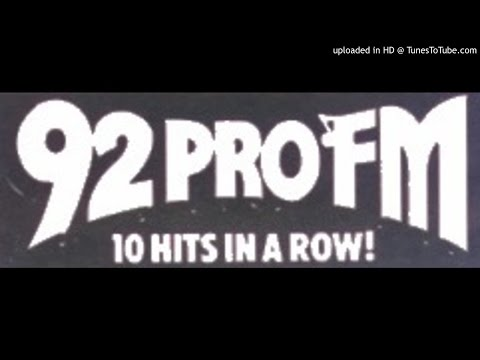 92 PRO-FM (and others) 10-22-82 Providence & Boston area