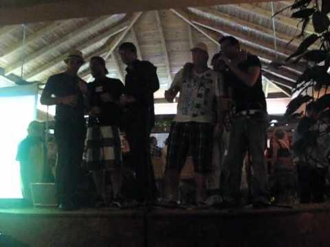 Punta Cana - Karaoke time !
