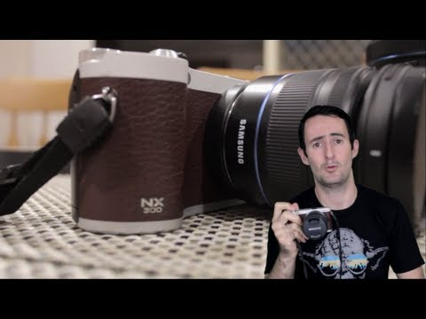 Samsung NX300 Review Part 1